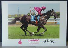 LOHNRO signed Print