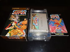 Super Street Fighter II Nintendo Super Famicom Japan