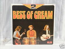 Best Of Cream - Double Album 1973 French Pressing