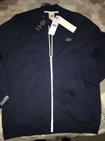 Genuine Mens Lacoste Live Tracksuit Top / Jacket XL BNWT