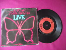 "Barclay James Harvest Live. Rock 'n' Roll Star / Medicine Man. 7"" vinyl EP7v2440"