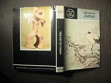 "THE ART OF JAPAN ""Art of the World"" series 1966 Greystone Press"