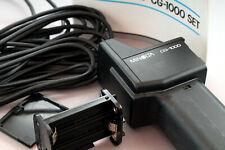 Minolta Control Grip CG-1000 Set - ohne (with out) AF Illuminator Einheit!!