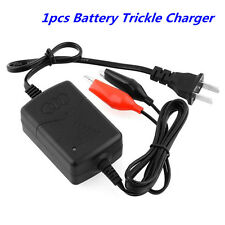 1pcs New 12V 1300mA Battery Trickle Charger Car/Van/Motorcycle Tender Maintainer