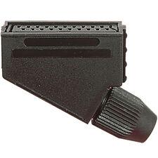 Péritel 21 broches connecteur femelle soudure -- Vidéo AV Adaptateur Socket Câble TV réparation fin