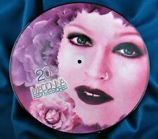 MADONNA BEDTIME STORIES 12'' LP PICTURE DISC VINYL RECORD PROMO UNOFFICIAL DEMO