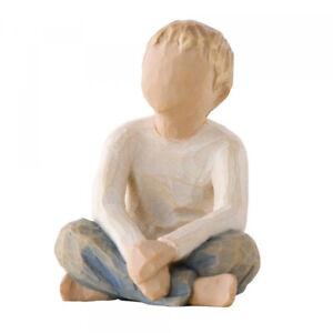 DEMDACO  Willow Tree - Imaginative Child/ Fantasievolles Kind ca. 6 cm - 26226