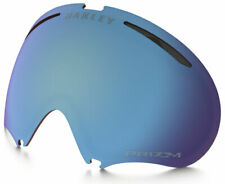 Oakley A-Frame 2.0 Snow Goggle Replacement Lens - Prizm Snow Sapphire Iridium