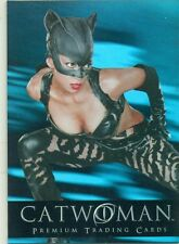 PROMO CARD - CATWOMAN - #FCBD-1 - HALLE BERRY - 2004 - INKWORKS