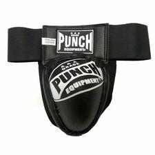 PUNCH - Black Diamond Steel Groin Guard V30