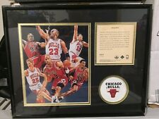 1996 Michael Jordan Scottie Pippen Chicago Bulls NBA Upper Deck Limited Edtion