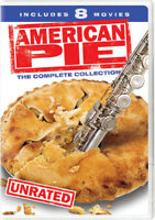 American Pie: The Complete Collection [New DVD] Boxed Set, Slipsleeve Packagin