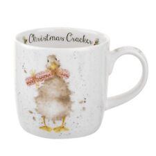Royal Worcester - Wrendale Designs Christmas Cracker Mug