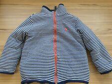 Joules Blue Coat Jacket Fleece Age 3-4 Years