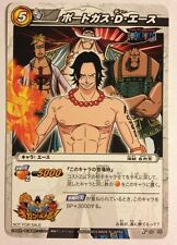 One Piece Miracle Battle Carddass Promo P OP 05 DS Ace Whitebeard Pirates