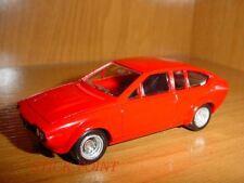 ALFA ROMEO ALFETTA GTV RED 1974 1:43 WITH BOX