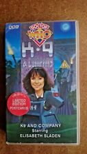 Doctor Who K9 and Company (VHS 1996) -  Elizabeth Sladen