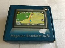Magellan RoadMate 1420 Automobile Portable GPS Navigator - 4.3in Touchscreen