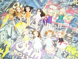 Dolly Darling Dolls Vintage 1960s Bulk Lot Of 9