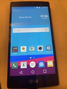 LG G4c 8GB H525n Unlocked Black Android Smartphone Very Good Condition