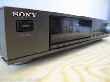 ❌❌❌ Sony ST-S 550 ES High End Tuner der Titan ES Reihe ❌❌❌