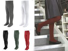 Banner Tights Cotton Rich 2 Pairs Pack Great Quality Plain Socks School Uniform