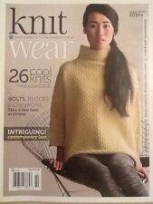 Knit Wear Magazine Spring/Summer 2014
