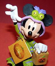Disney Mickey Mouse Halloween Swamp Frog Monster Costume Figurine Statue