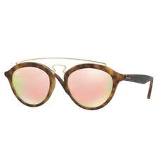 Occhiali da sole da uomo metallo e plastici ovali antiriflesso