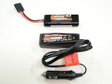 *NEW TRAXXAS 1/16 E-REVO Battery 1200Mah 7.2v iD +Charger REB