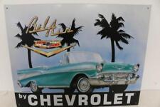 Chevy Bel Air, Tin Repro Sign Lot 263