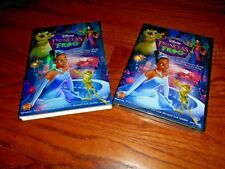 The Princess and the Frog: Disney Rewards* (Dvd,2010) New ; Y-Folded + Fast Ship