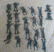 Lot of 22 ~ Vintage MPC CIVIL WAR UNION SOLDIERS plastic
