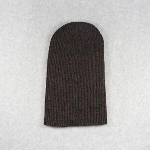 Winter Casual Cotton Knit Hat Men Baggy Beanie Hat Crochet Outdoor Ski Cap Stree