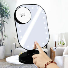 10X ANTI-FOG SUCTION CUP MAKEUP SHAVING MIRROR PORES MAGNIFIER STUNNING