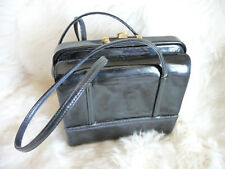 Judith Lieber Darling Patent Leather Box Tote
