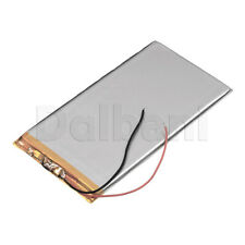 4065125, Internal Lithium Polymer Battery 3.8V 40x65x125