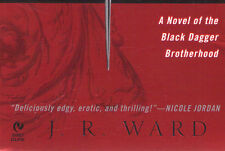 Partial Set Series Lot of 7 Black Dagger Brotherhood Hardcovers J.R. Ward # 7-13