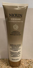 Nioxin Cleanser Shampoo 8.5 oz Chemically For Medium/coarse Hair