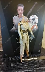 Hot Toys MMS337 Star Wars Disney BB 8 Rey 1/6 Action Figure's body & outfit only