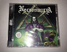 Necromantia - Ancient Pride EP - Metal Invader Mag - Rare - SEALED