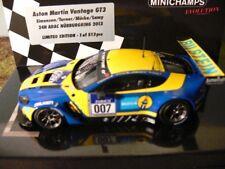 1/43 Minichamps Aston Martin Vintage GT3 Nürburgring 2013 #007 437 131307