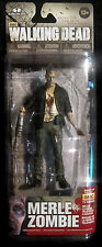 THE WALKING DEAD Merle Zombie - Action Figur - McFarlane Toys - Series 5