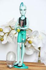Monster High muñeca/Doll gil gillington webber Skull Shores incl cadena piñas