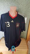 Deutschland Trikot DFB Nationalmannschaft 3XL WM 2010 Jersey schwarz Germany