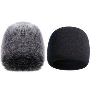 Mikrofon Filter - Schwamm, Popschutz, Mikrofon Wind Schutz für Blue Yeti