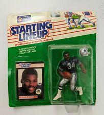 HERSCHEL WALKER Dallas Cowboys 1989 STARTING LINEUP Figure SLU Vikings Football