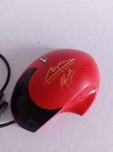 Michael Schumacher Edition,PC Maus kabelgebunden,serieller Anschluß,sehr selten
