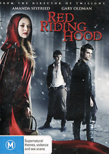 Red Riding Hood - Thriller / Fantasy - Amanda Seyfried, Gary Oldman - NEW DVD