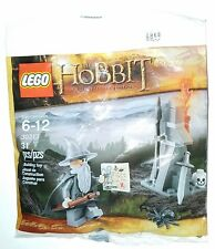 LEGO The Hobbit Mini Set 30213 Gandalf the Grey Minifigure Polybag NEW & SEALED
